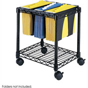 Safco® 5228 Wire File Cart with Tubs