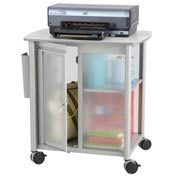 Safco® Impromptu® 5377 Personal Mobile Storage Center Gray