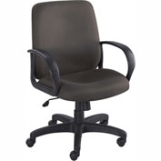 Balance Executive Mid-Back Seating - Black
