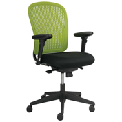 Safco® Adatti™ Fabric Task Chair - Green