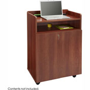 Executive Presentation Stand - Cherry