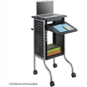Safco® 8945BL Scoot™ Presentation Cart