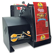 "START International LD8100 Super-Speed Electric 5""W x 12""L Label Dispenser"