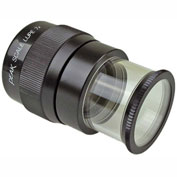 "Peak TS1975 Full Focus Scale Loupe, 7X Magnification, 0.71"" Lens Diameter, 0.94"" Field View"