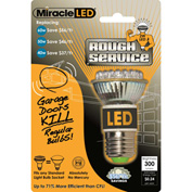 MiracleLED® Rough Service 19mm Bulb, 2W