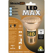 MiracleLED® Cool Max Bulb R20 And 30 Replace Bulb, 4W