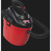 Craftsman 2-1/2 Gallon Wet/Dry Vac, 1.75 HP - 009-17611