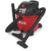 Craftsman 16 Gallon Wet/Dry Vac, 6 HP - 009-17761