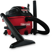 Craftsman 12 Gallon, Wet/Dry Vac, 5 HP - 009-17765