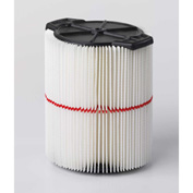 Craftsman General Purpose Red Stripe Filter For 5+ Gallon Wet/Dry Vacs - 009-38754