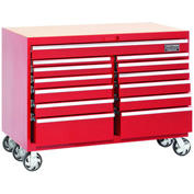 "Craftsman® Industrial™ 18323 13-Drawer 56"" 7000 Series Ball-Bearing Cabinet"