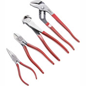 Proto® J226GS 4 Piece Assorted Pliers Set