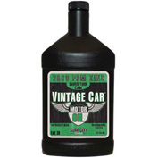 Surf City Garage Vintage Car Motor Oil SAE30, Quart Bottle 6/Case - 518 - Pkg Qty 6