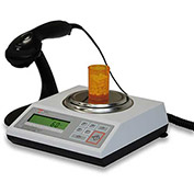 "Torbal DRX-4C-320 NTEP Digital Pill Counting Pharmacy Scale 320g x 0.001g 4-11/16"" Diameter Platform"