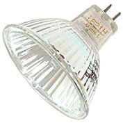 Satco S4177 50mr16/Exn/S/C 50w Halogen W/ Minature 2 Pin Round Base Bulb - Pkg Qty 12