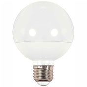 Satco S9202 6W G25 LED Globe Medium Base 4000K