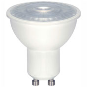 Satco S9383 6.5W LED MR16 GU10 Base 40' Beam Spread 3000K 120V