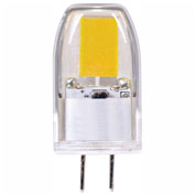 Satco S9544 3W JC LED G6.35 Base 3000K 12V