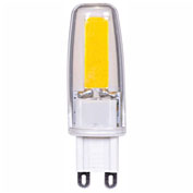 Satco S9548 4W JCD LED G9 Base 3000K