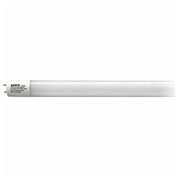 Satco S9722 15W LED T8 4 FT Fluorescent Tube Replacement Bi-Pin Base 4000K - Pkg Qty 10