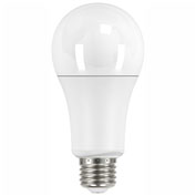 Satco S9803 15W A21 LED 4-Pack, 1570 Lumens, 5000K, Non-Dimmable