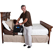 Stander™ 5000 Bed Rail Advantage Traveler with 4 Pocket Organizer Pouch