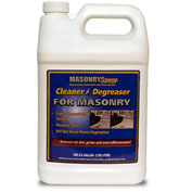 Saversystems 300108 MasonrySaver Concentrated Cleaner & Degreaser gal