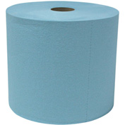 Sellars® Plain Z400 Blue Jumbo Roll, 692 Sheets/Roll, 1 Roll/Case 10252