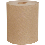 Sellars® 1-Ply Hard Wound Roll Towel White - 600', 12 Rolls/Case 183217