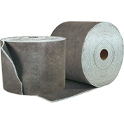 "DuraSoak™ Heavy-Duty Absorbent Split Rolls, 21.2 Gallon Capacity, 14-1/4"" x 75"", 2 Rolls/Case"
