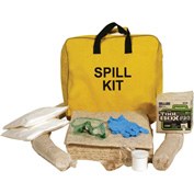EverSoak® Oil Only Canvas Bag Spill Kit, 25 Gallon Capacity, 1 Spill Kit/Case