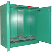 Securall® Vertical Divider, MG-Divider-9, For Securall Medical Gas Cabinets MG121 & MG321