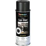 Cast Blast Cast Iron Paint 16 Oz. 6 Cans/Case - 16-48