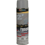 Stripe Renew Concrete Coating 20 Oz. Gray 12 Cans/Case - 20-600