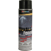Stripe Renew Asphalt Sealer 20 Oz. Jet Black 12 Cans/Case - 20-701