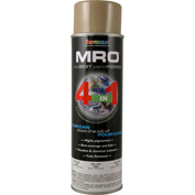 MRO Industrial Enamel 20 Oz. Tan 6 Cans/Case - 620-1435