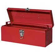 "SPG International HBB-1900RD 19"" Hand Carry Tool Box, Red"