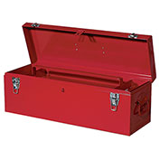 "SPG International HBB-2600RD 26"" Hand Carry Tool Box, Red"