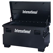 "SPG International JSB-4824BK 48"" Job Site Box, Black"