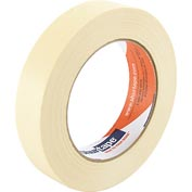 Shurtape, Crepe Paper Masking Tape, Cp 106, General Purpose, 48mm X 55m, Natural - Pkg Qty 24
