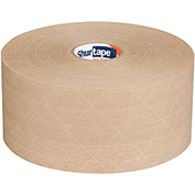 Shurtape® Reinforced Water Activated Tape WP100 70mm x 450' Natural - Pkg Qty 10