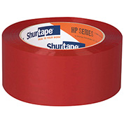 Shurtape® Carton Sealing Tape HP200 48mm x 100m 1.9 Mil Red - Pkg Qty 36