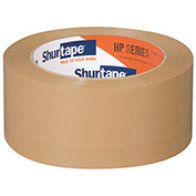 Shurtape® Carton Sealing Tape HP200 48mm x 100m 1.9 Mil Tan - Pkg Qty 36
