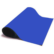 "Static Solutions 48"" x 40' Roll Ultimat™ Rubber Dark Blue - UR-4840DB"