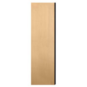 """Salsbury Double End Side Panel 22243 for 18""""D Extra Wide Designer Wood Locker Maple"""