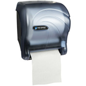 San Jamar Tear-N-Dry Essence™ Automatic Roll Towel Dispenser, Oceans Arctic Blue - T8090TBL