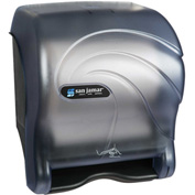 San Jamar Smart Essence™ Electronic Roll Towel Dispenser, Oceans Arctic Blue - T8490TBL