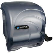 San Jamar Element™ Lever Roll Towel Dispenser, Oceans Arctic Blue - T990TBL