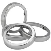EZ-Fit® Metal Finish Rings
