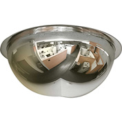 "Se-Kure™ 270-Degree Dome Mirror, 26"" Diameter"